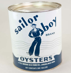 Sailor Boy Can